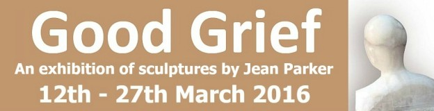 Good Grief - An exhibition of sculptures by Jean Parker - 12th - 27th March 2016 at Christ Church, Uxbridge