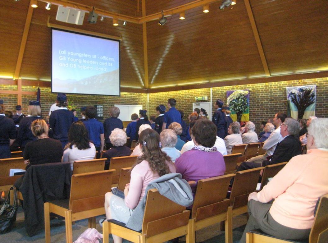 Christ Church worship 01