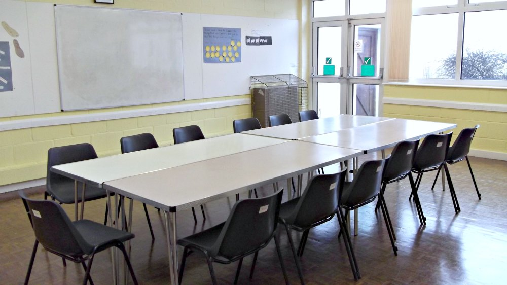 Room 7 Christ Church - maximum capacity 40 - Rooms for hire at Christ Church, Uxbridge