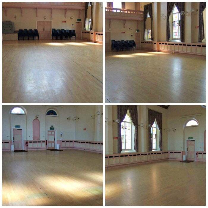 Watts Hall - maximum capacity: 100 - rooms for hire - Christ Church, Uxbridge