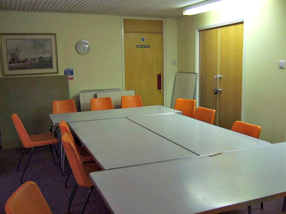 Wesley Room - Rooms for hire - Christ Church, Uxbridge