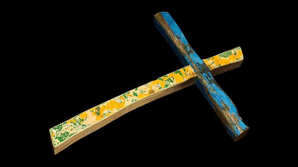 The Lampedusa cross